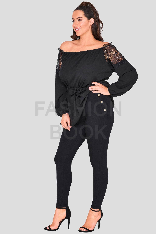 Fashionbook-wholesale-plus-size-black-leggings