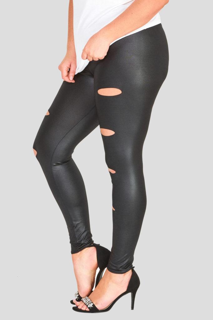 Wholesale-fashionbook-plus-size-curve-wetlook-legging