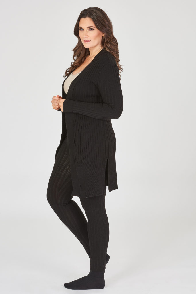 fashionbook wholesale plus size clothing knitted cardigan