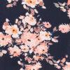 Navy/Flower
