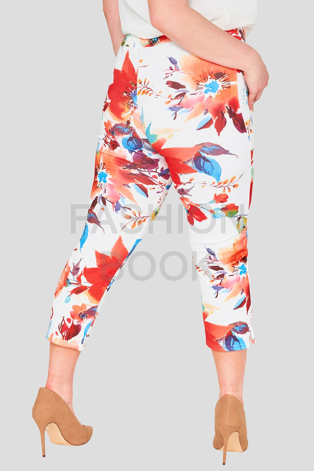 Cigarette Plus Size Wholesale Pants
