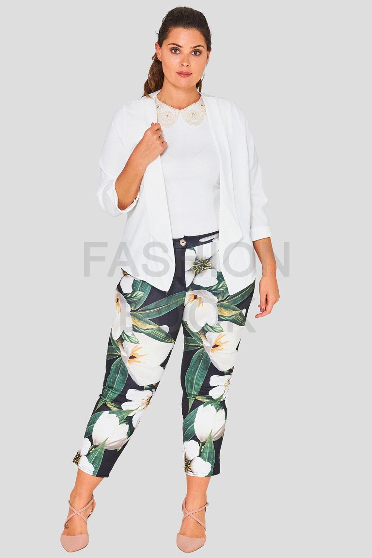Cigarette Plus Size Wholesale Pants