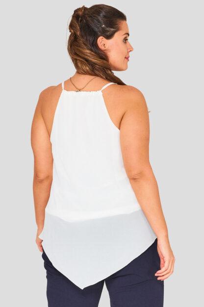 V Neck Plus Size Cami Top Wholesale