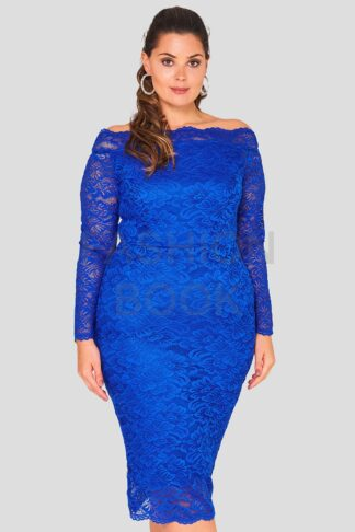 Bardot Lace Dress Wholesale