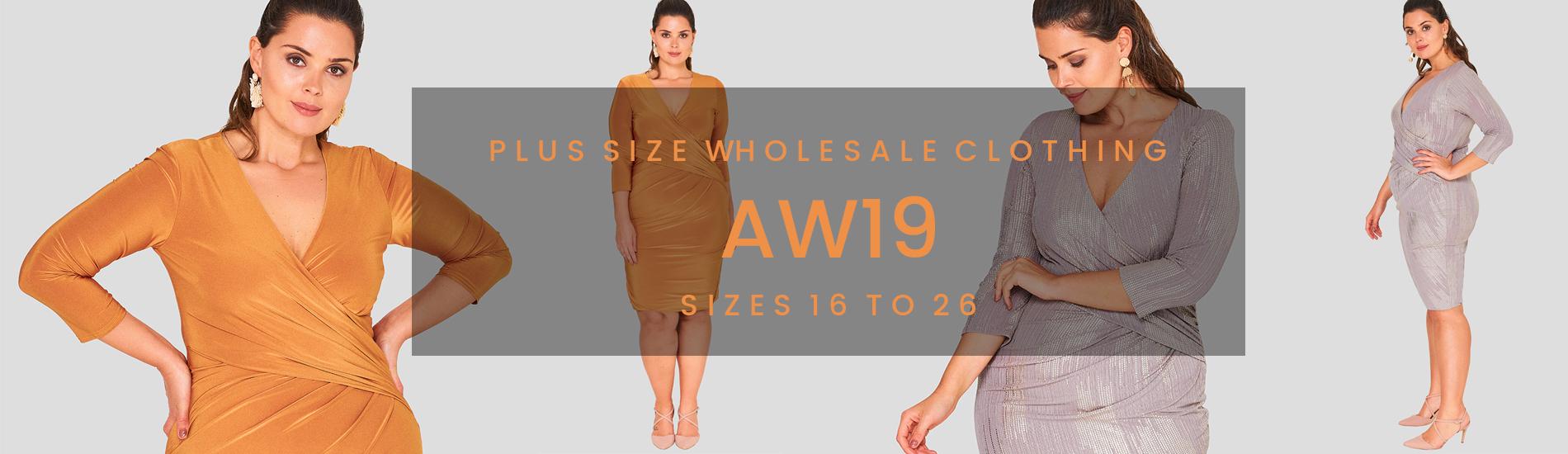 Plus Size Wholesale | Fashion-Book